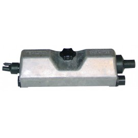 Caja Estanca de aluminio para depositos Válvulas Separadas