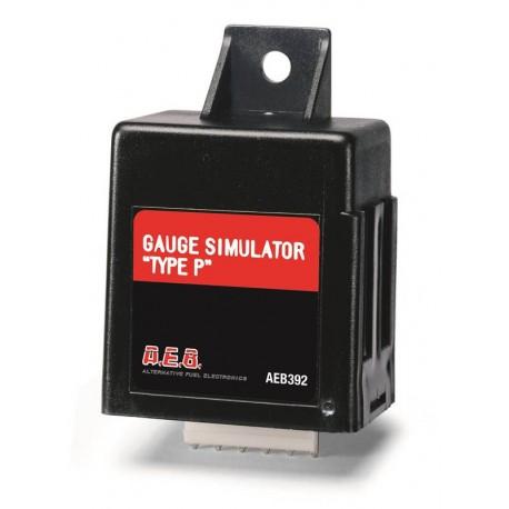 Emulador de Nivel de gasolina AEB 392 Para Varios Renault - Peugeot - Citroen