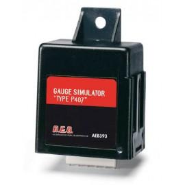 Emulador de Nivel de gasolina AEB 393 Para Peugeot y Citroen CANBUS