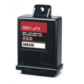 Emulador AEB 428 OBD Fix CAN BUS Emula Sensores de Oxigeno
