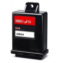 Emulador AEB 424 OBD Fix SAE J1850 Emula Sensores de Oxigeno